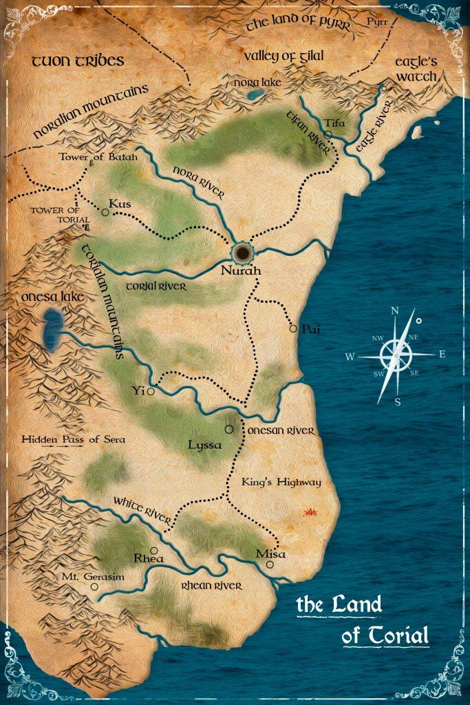 Torial Map